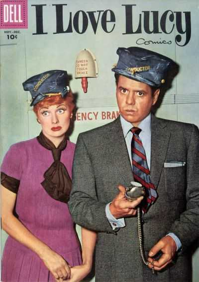 I Love Lucy #13 Comic Books - Covers, Scans, Photos  in I Love Lucy Comic Books - Covers, Scans, Gallery
