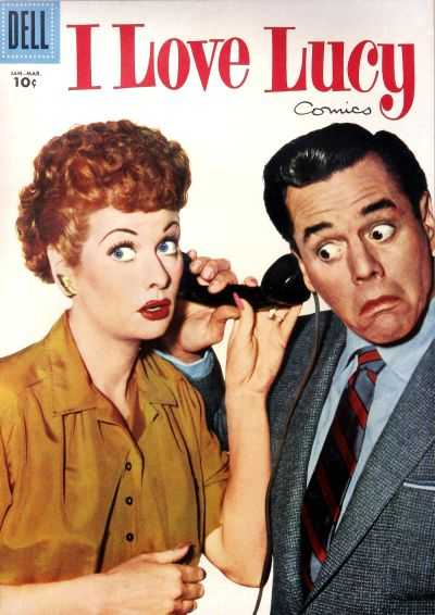 I Love Lucy #14 Comic Books - Covers, Scans, Photos  in I Love Lucy Comic Books - Covers, Scans, Gallery