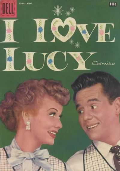I Love Lucy #19 Comic Books - Covers, Scans, Photos  in I Love Lucy Comic Books - Covers, Scans, Gallery