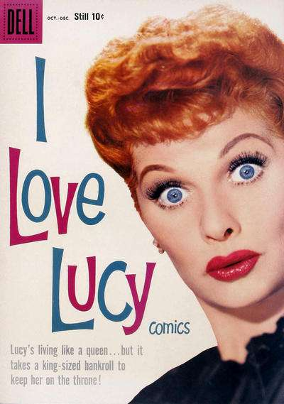 I Love Lucy #21 Comic Books - Covers, Scans, Photos  in I Love Lucy Comic Books - Covers, Scans, Gallery