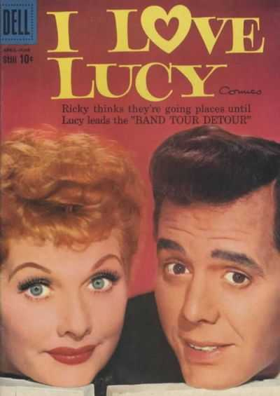 I Love Lucy #23 Comic Books - Covers, Scans, Photos  in I Love Lucy Comic Books - Covers, Scans, Gallery