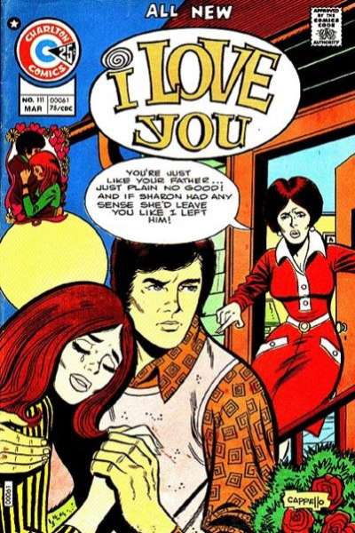 I Love You #111 comic books - cover scans photos I Love You #111 comic books - covers, picture gallery