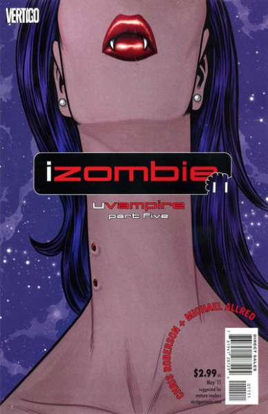 I Zombie #11 Comic Books - Covers, Scans, Photos  in I Zombie Comic Books - Covers, Scans, Gallery