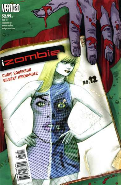 I Zombie #12 comic books for sale
