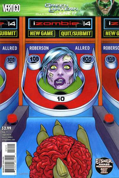 I Zombie #14 comic books - cover scans photos I Zombie #14 comic books - covers, picture gallery
