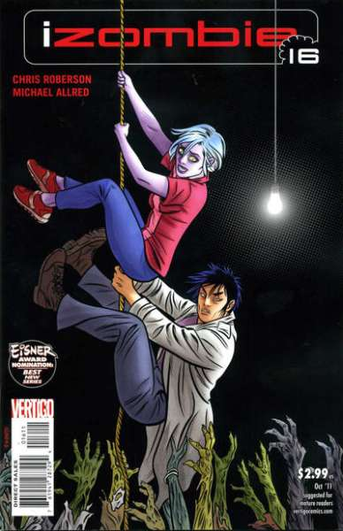 I Zombie #16 Comic Books - Covers, Scans, Photos  in I Zombie Comic Books - Covers, Scans, Gallery