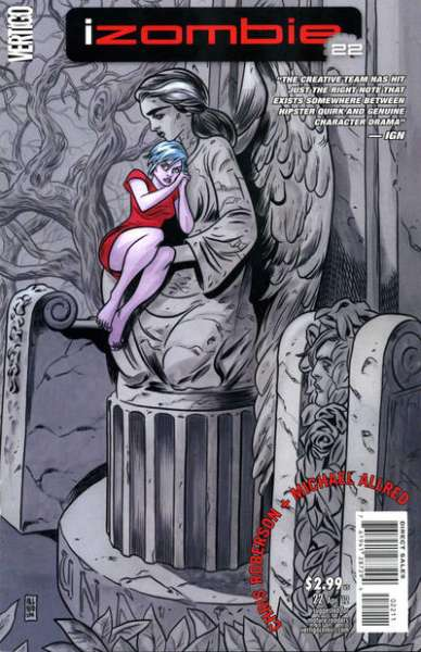 I Zombie #22 Comic Books - Covers, Scans, Photos  in I Zombie Comic Books - Covers, Scans, Gallery