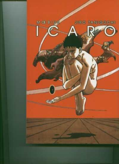 Icaro comic books