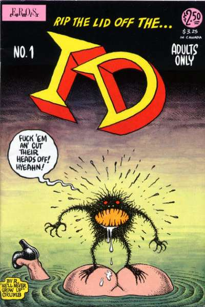 Id comic books