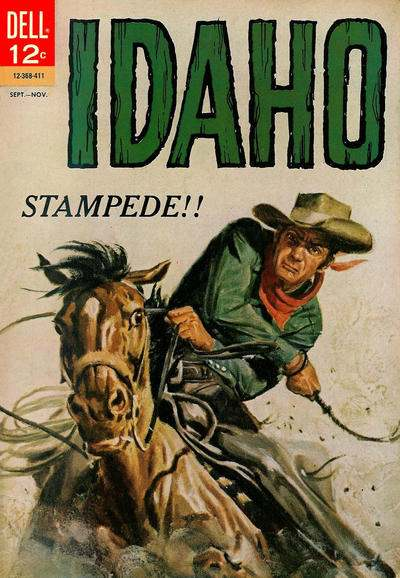 Idaho #5 Comic Books - Covers, Scans, Photos  in Idaho Comic Books - Covers, Scans, Gallery