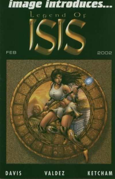 Image Introduces: Legend of Isis #1 comic books - cover scans photos Image Introduces: Legend of Isis #1 comic books - covers, picture gallery