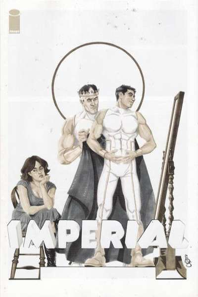 Imperial Comic Books. Imperial Comics.
