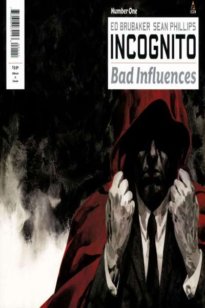 Incognito: Bad Influences comic books