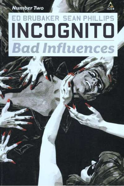 Incognito: Bad Influences #2 comic books - cover scans photos Incognito: Bad Influences #2 comic books - covers, picture gallery