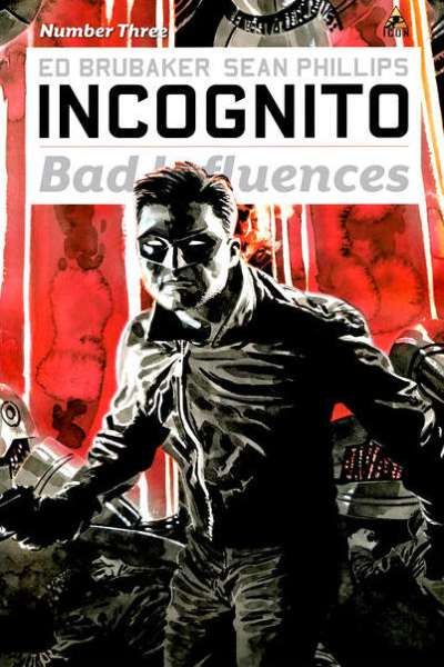 Incognito: Bad Influences #3 comic books - cover scans photos Incognito: Bad Influences #3 comic books - covers, picture gallery