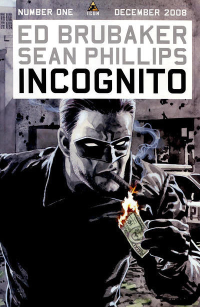 Incognito #1 comic books - cover scans photos Incognito #1 comic books - covers, picture gallery