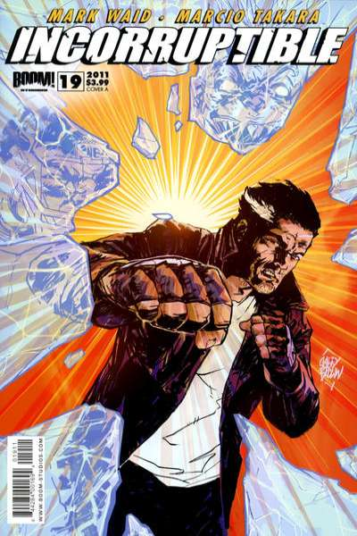 Incorruptible #19 comic books - cover scans photos Incorruptible #19 comic books - covers, picture gallery