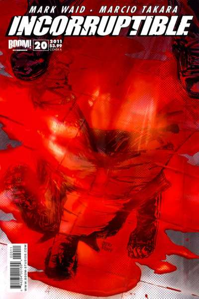 Incorruptible #20 comic books - cover scans photos Incorruptible #20 comic books - covers, picture gallery