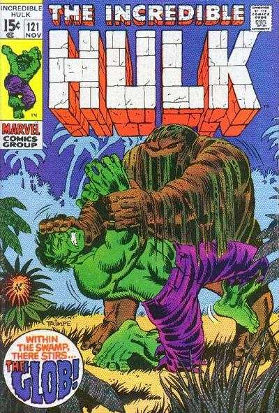 Incredible Hulk #121 comic books - cover scans photos Incredible Hulk #121 comic books - covers, picture gallery
