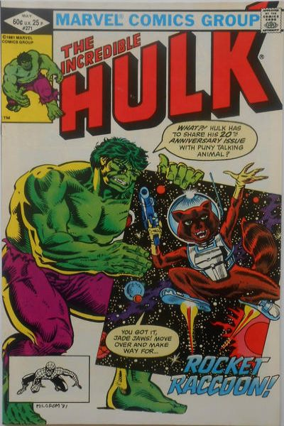 Incredible Hulk #271 Comic Books - Covers, Scans, Photos  in Incredible Hulk Comic Books - Covers, Scans, Gallery