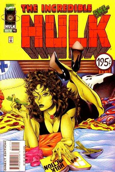 Incredible Hulk #441 Comic Books - Covers, Scans, Photos  in Incredible Hulk Comic Books - Covers, Scans, Gallery