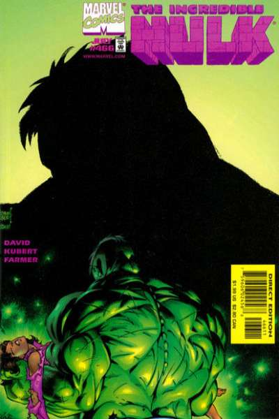 Incredible Hulk #466 comic books for sale