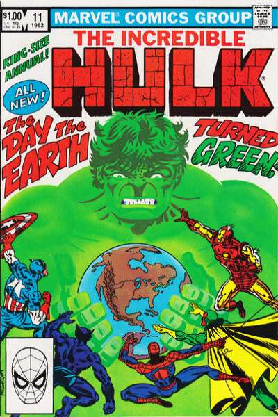 Incredible Hulk #11 comic books - cover scans photos Incredible Hulk #11 comic books - covers, picture gallery