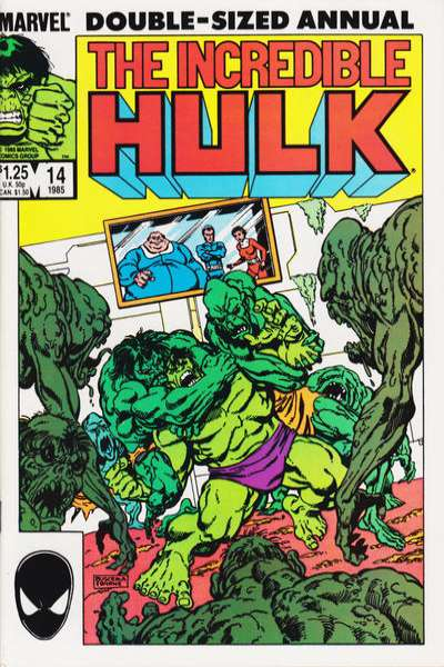 Incredible Hulk #14 comic books - cover scans photos Incredible Hulk #14 comic books - covers, picture gallery
