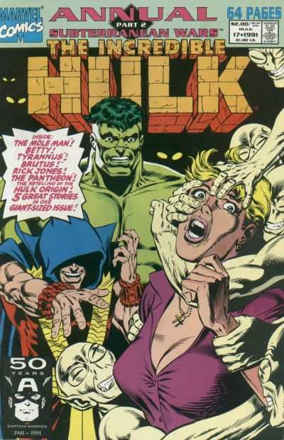 Incredible Hulk #17 comic books - cover scans photos Incredible Hulk #17 comic books - covers, picture gallery