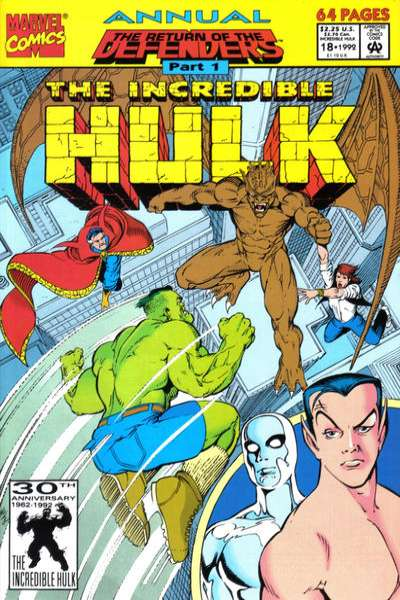 Incredible Hulk #18 comic books for sale