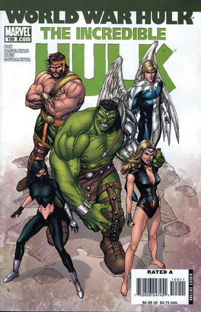 Incredible Hulk #109 comic books - cover scans photos Incredible Hulk #109 comic books - covers, picture gallery
