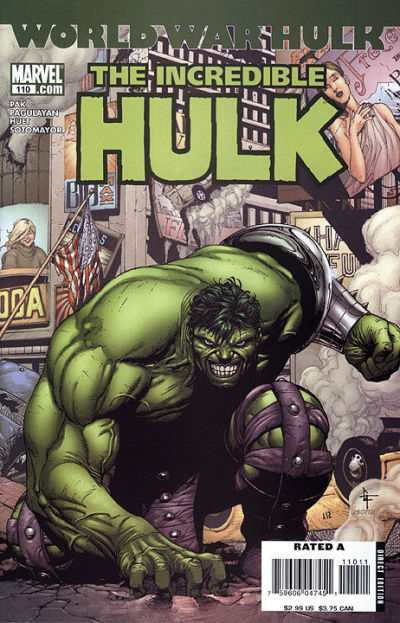 Incredible Hulk #110 comic books for sale