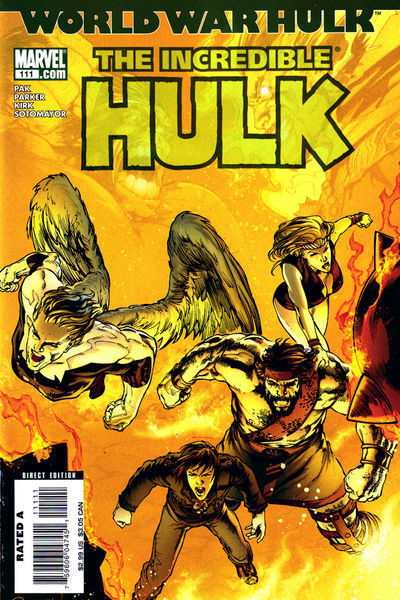Incredible Hulk #111 comic books - cover scans photos Incredible Hulk #111 comic books - covers, picture gallery