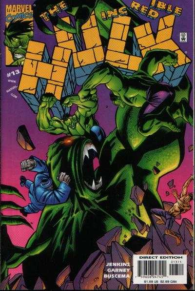 Incredible Hulk #13 comic books - cover scans photos Incredible Hulk #13 comic books - covers, picture gallery