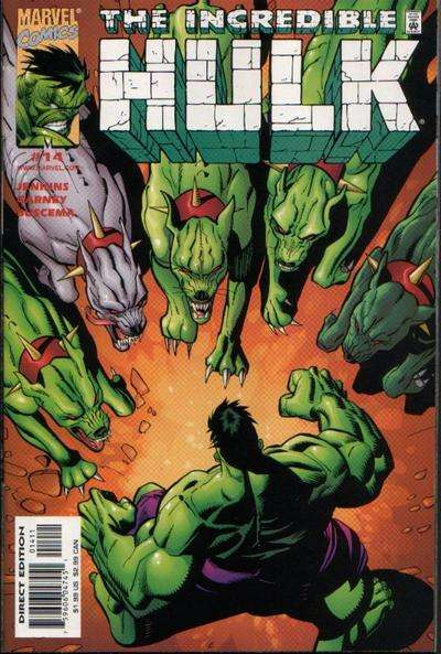 Incredible Hulk #14 Comic Books - Covers, Scans, Photos  in Incredible Hulk Comic Books - Covers, Scans, Gallery