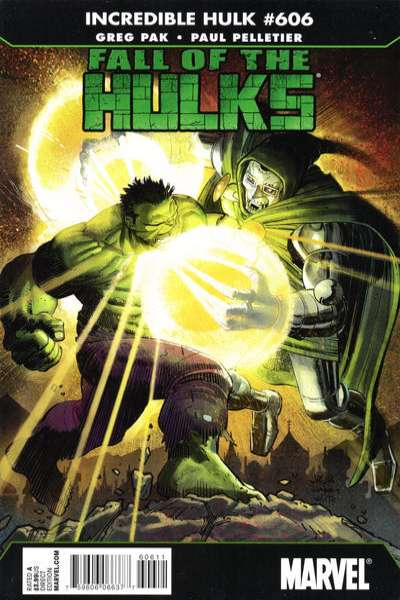 Incredible Hulk #606 Comic Books - Covers, Scans, Photos  in Incredible Hulk Comic Books - Covers, Scans, Gallery