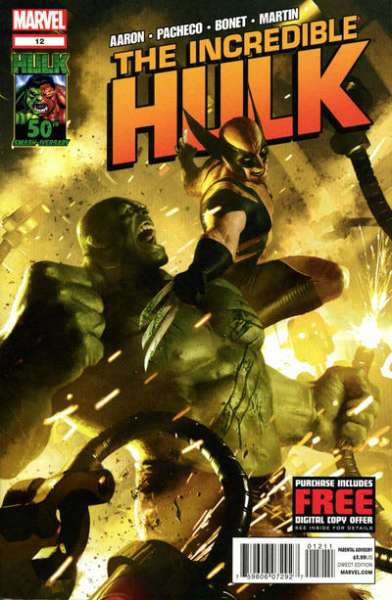 Incredible Hulk #12 Comic Books - Covers, Scans, Photos  in Incredible Hulk Comic Books - Covers, Scans, Gallery