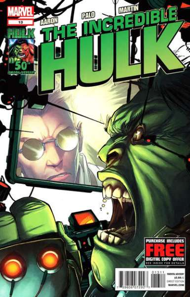 Incredible Hulk #13 Comic Books - Covers, Scans, Photos  in Incredible Hulk Comic Books - Covers, Scans, Gallery