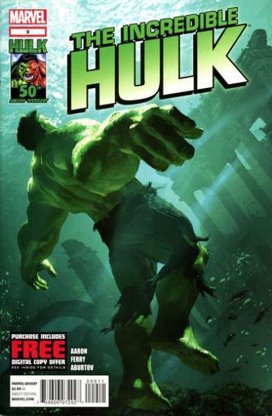Incredible Hulk #9 Comic Books - Covers, Scans, Photos  in Incredible Hulk Comic Books - Covers, Scans, Gallery