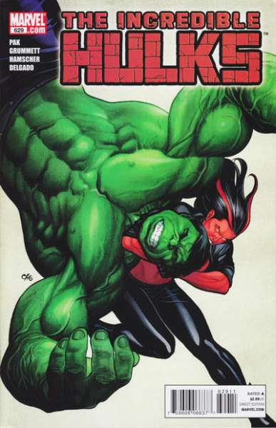 Incredible Hulks #629 comic books for sale