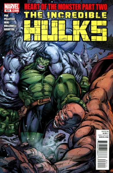 Incredible Hulks #631 Comic Books - Covers, Scans, Photos  in Incredible Hulks Comic Books - Covers, Scans, Gallery