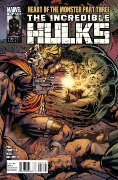 Incredible Hulks #632 comic books for sale