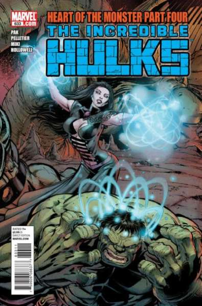 Incredible Hulks #633 comic books for sale
