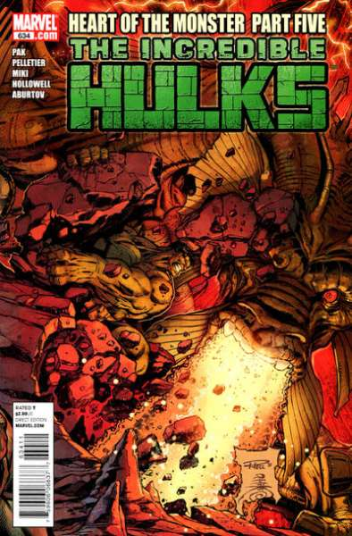 Incredible Hulks #634 comic books for sale