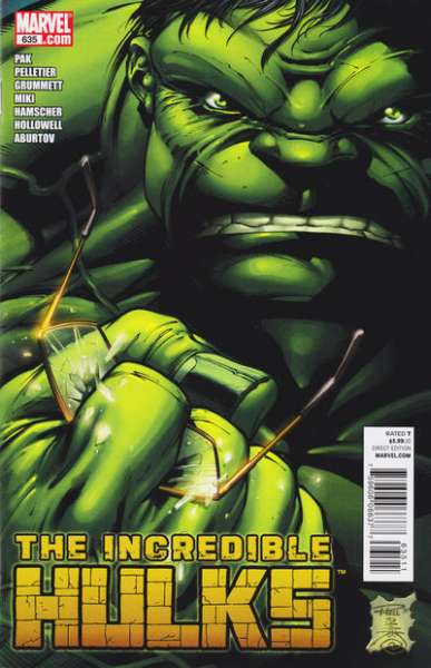 Incredible Hulks #635 comic books - cover scans photos Incredible Hulks #635 comic books - covers, picture gallery