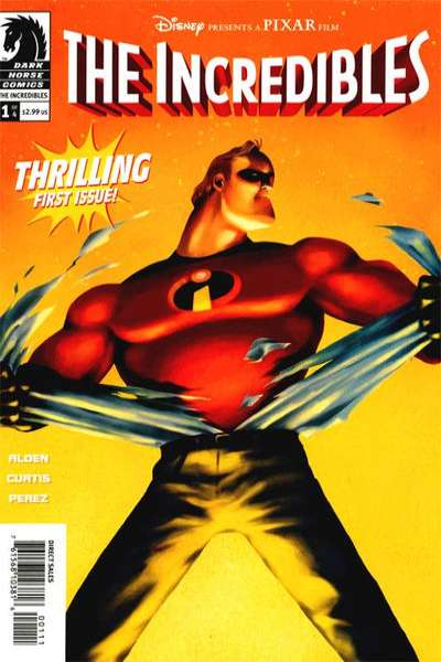 Incredibles Comic Books. Incredibles Comics.