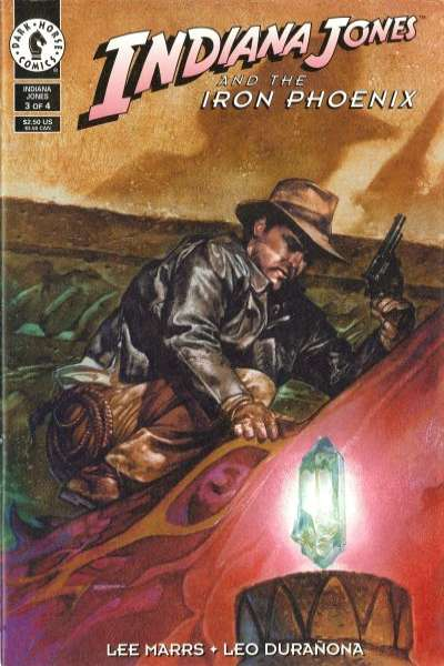 Indiana Jones and the Iron Phoenix #3 Comic Books - Covers, Scans, Photos  in Indiana Jones and the Iron Phoenix Comic Books - Covers, Scans, Gallery