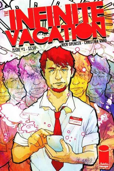 Infinite Vacation comic books