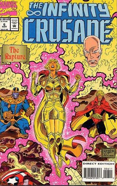 Infinity Crusade #6 comic books for sale