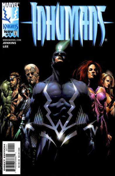 Inhumans Comic Books. Inhumans Comics.